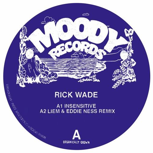 "Rick Wade/DEEP N MOODY EP 12"""