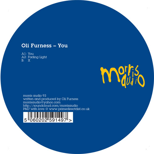 Oli Furness/YOU 12""