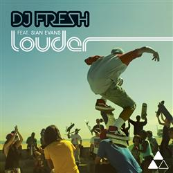 DJ Fresh/LOUDER DRUM & BASS REMIXES 12""