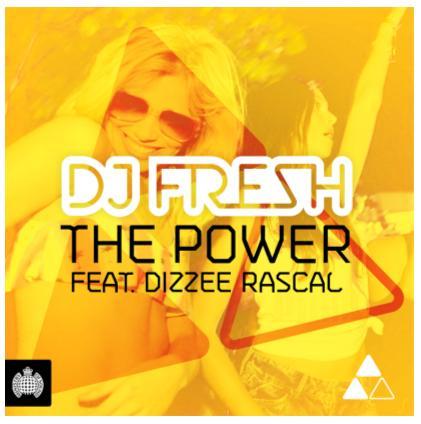 """DJ Fresh & Dizzee Rascal/THE POWER 12"""""""