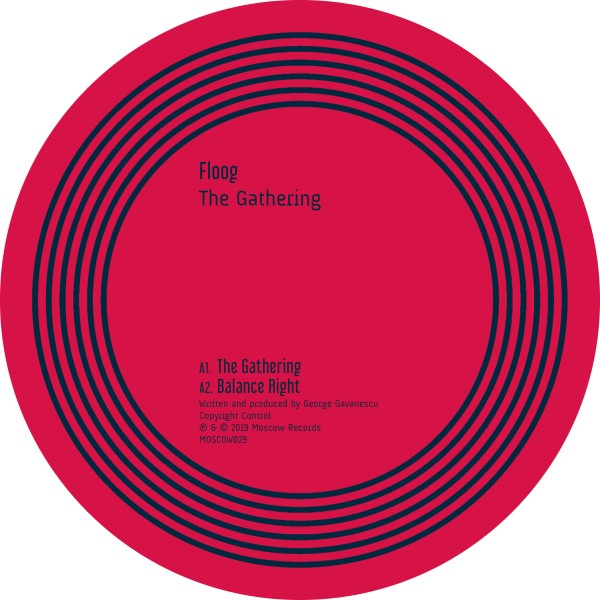 Floog/THE GATHERING 12""