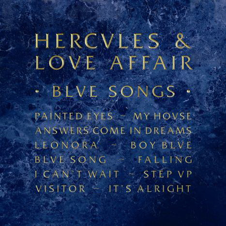 Hercules & Love Affair/BLUE SONGS LP