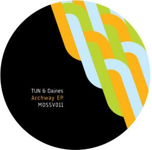 "TIJN & Daines/ARCHWAY EP 12"""
