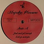 """Majesty's Pleasure/VOLUME 2 12"""""""