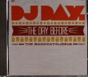 DJ Day/THE DAY BEFORE CD