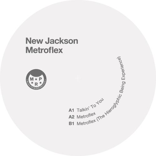 "New Jackson/METROFLEX-HIEROGLYPHIC.. 12"""