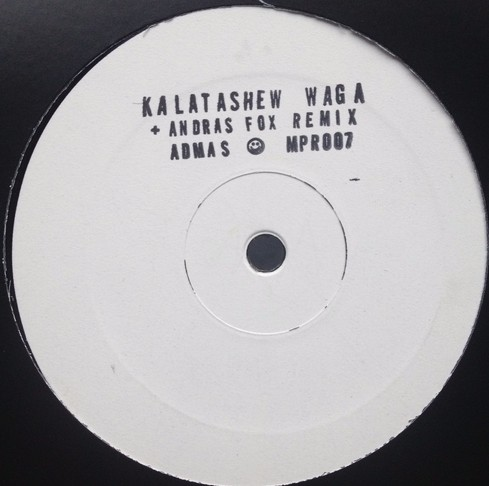 "Admas/KALATASHEW WAGA 12"""