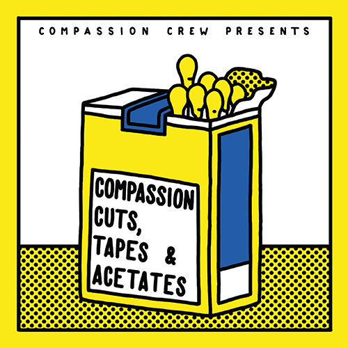 Various/COMPASSION CUTS, TAPES, &... DLP