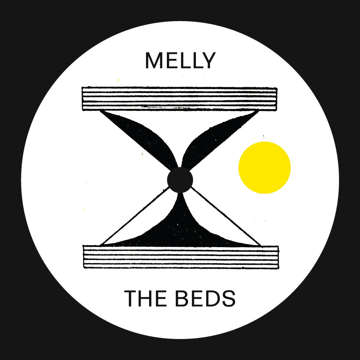 Melly/THE BEDS EP 12""