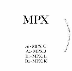 "MPX/MPX001 12"""