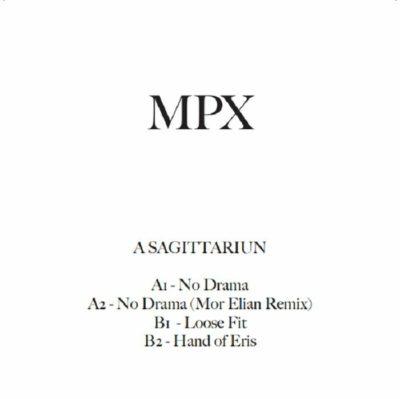 "A Sagitarriun/NO DRAMA 12"""