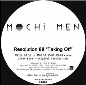 Resolution 88/TAKING OFF 12""