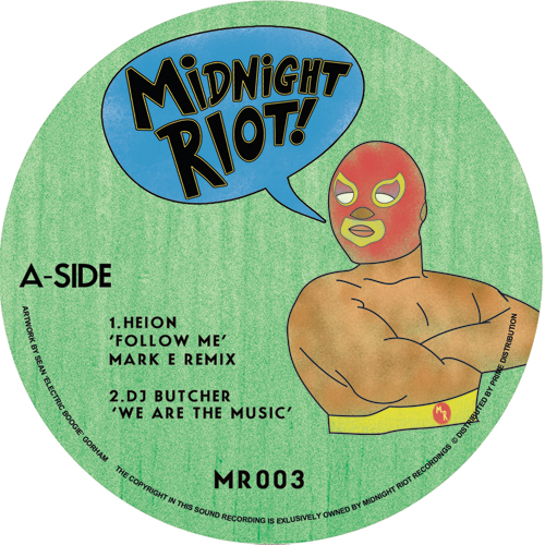 Various/MIDNIGHT RIOT VOL. 3 12""