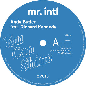 Andy Butler/YOU CAN SHINE 12""