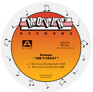 Grampa/SHE'S CRAZY 12""