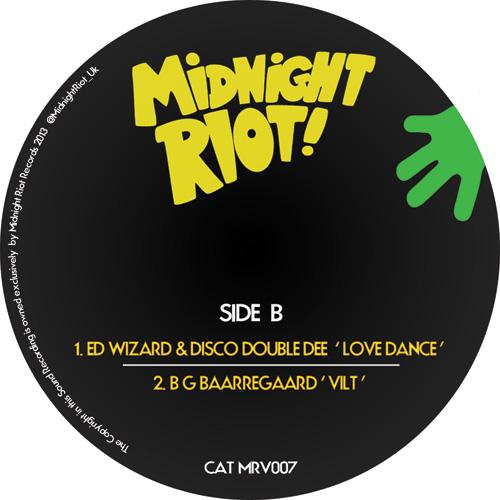 """Various/MIDNIGHT RIOT VOL. 5 SAMPLER 12"""""""