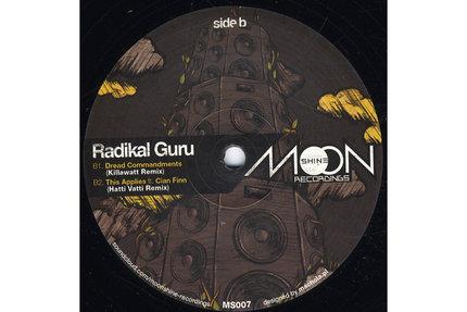 "Radikal Guru/BABYLON SKY (RSD REMIX) 12"""