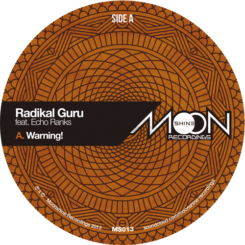 Radikal Guru/WARNING! 12""