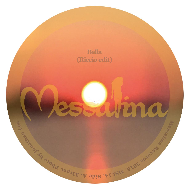 """Riccio/MESSALINA VOL. 14 12"""""""