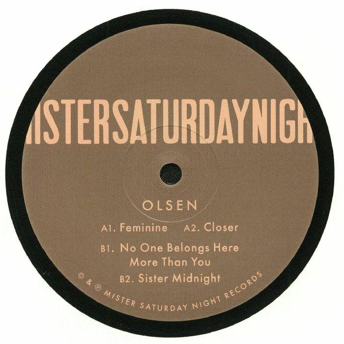 """Olsen/NO ONE BELONGS HERE MORE... EP 12"""""""