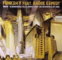 "Funkshy/AREA (SCARAMANGA SILK REMIX) 10"""
