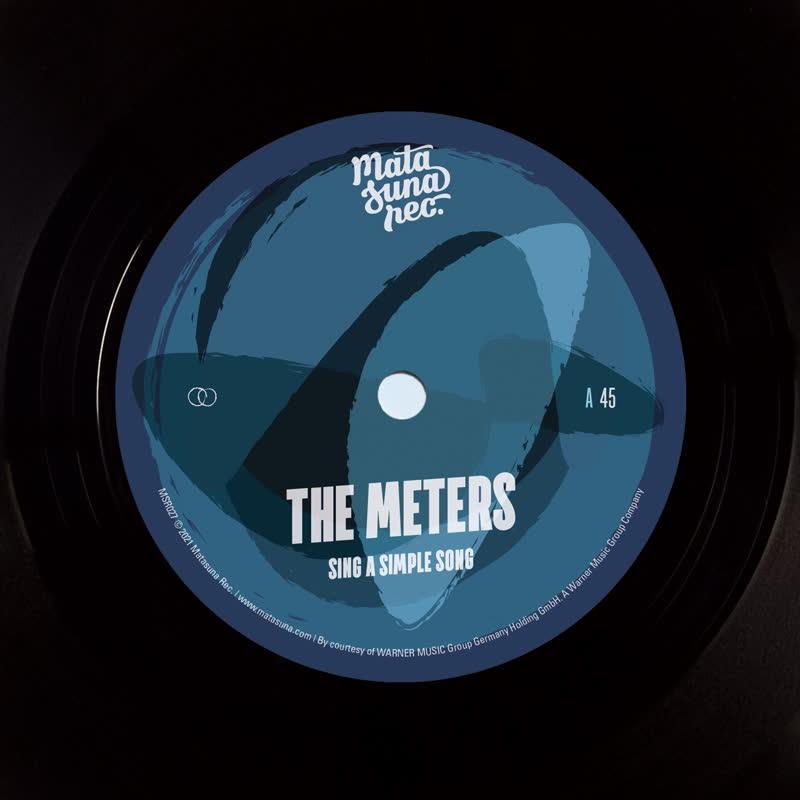 """Meters/SING A SIMPLE SONG 7"""""""