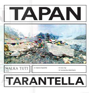 """Tapan/TARANTELLA (BLACK MERLIN RMX) 12"""""""