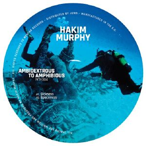 "Hakim Murphy/AMBIDEXTROUS... 12"""