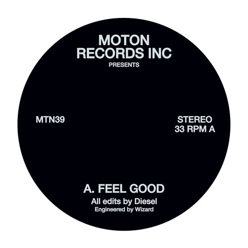 Diesel/FEEL GOOD 12""