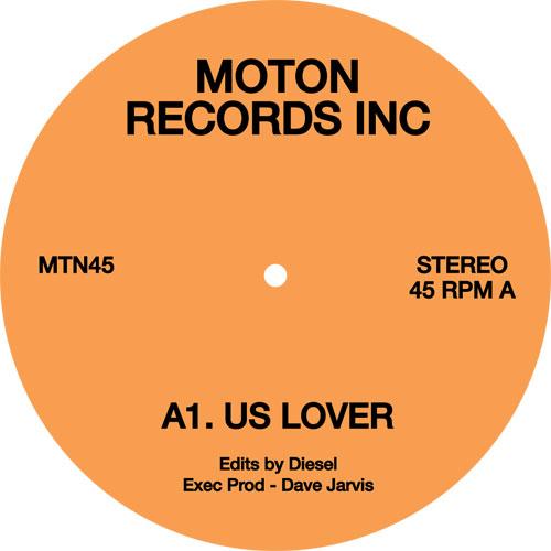 "Moton/US LOVER 12"""