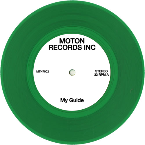 Moton/MY GUIDE 7""