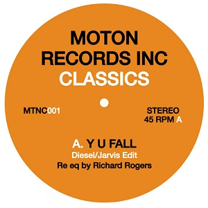 Moton/CLASSICS VOL 1-Y U FALL & DOG 12""
