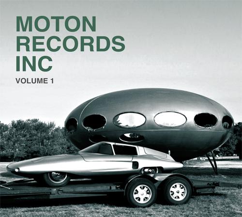 Moton Records/MOTON LONG PLAYER VOL 1 CD
