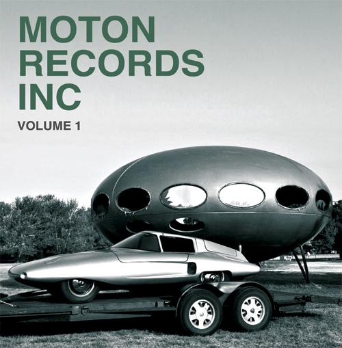 Moton Records/MOTON LONG PLAYER VOL 1 LP