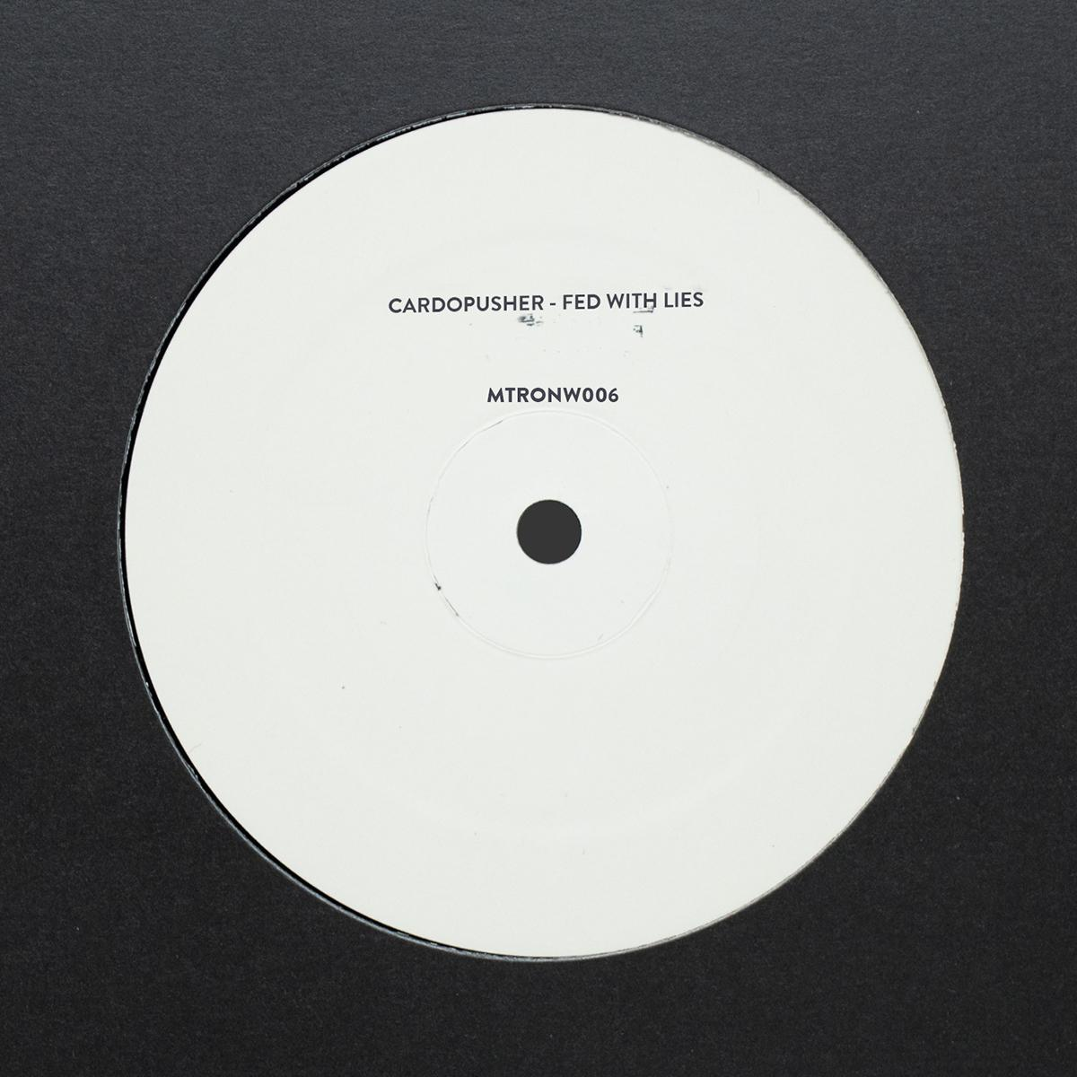 Cardopusher/FED WITH LIES EP 12""