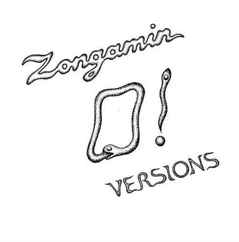 "Zongamin/O! VERSIONS EP 12"""