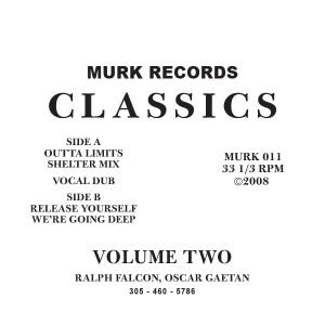 "Murk/CLASSICS VOL. 2 12"""