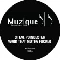 Steve Poindexter/WORK THAT MUTHA... 12""