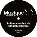 "Various/LE CHAMBRE DE LA ACIDO... 12"""