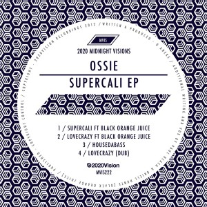 Ossie/SUPERCALI EP 12""