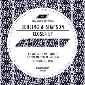 Behling & Simpson/CLOSER EP 12""