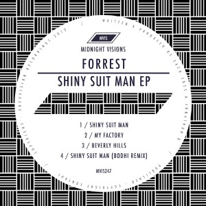 Forrest/SHINY SUIT MAN 12""
