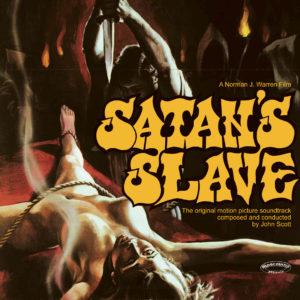John Scott/SATAN'S SLAVE OST LP