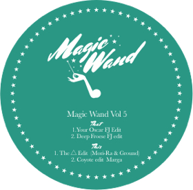 Various/MAGIC WAND VOL. 5 12""