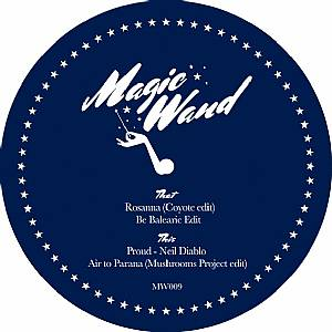 Various/MAGIC WAND VOL. 9 12""