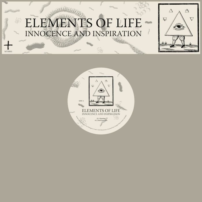 Elements Of Life/INNOCENCE... EP 12""