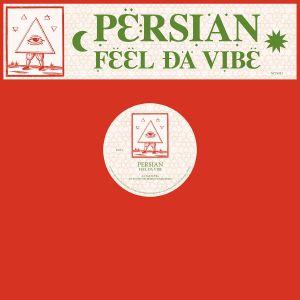 """Persian/FEEL DA VIBE 12"""""""