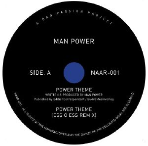 Man Power/POWER THEME 12""