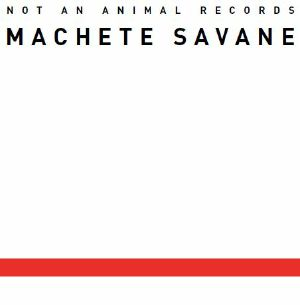 Machete Savane/MANTICORE 12""