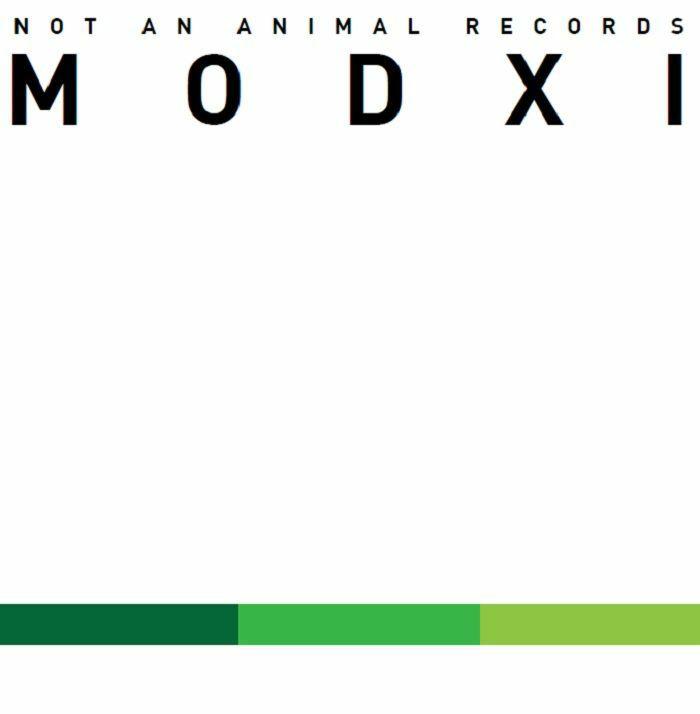 "Modxi/AMALGAM (ROMAN FLUGEL REMIX) 12"""